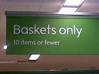 Baskets only